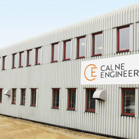 Calne Engineering precision engineers in Wiltshire